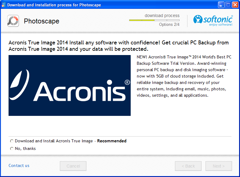 PhotoScape-acronis